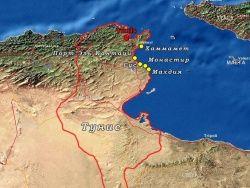 Тунис: между демократией и паранджой