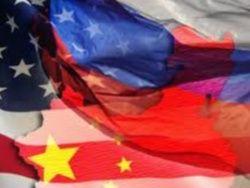 Россия в геополитическом раскладе