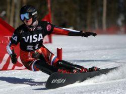 Российская сноубордистка стала чемпионкой мира