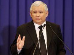 Ярослав Качиньский обвинил Россию в смоленской катастрофе
