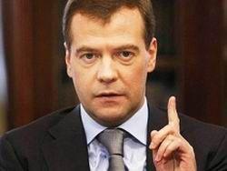 Медведев: введение санкций против Израиля малореалистично