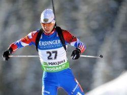 Лидер сборной России по биатлону пропустит гонку Кубка мира