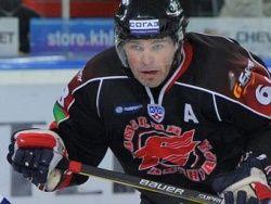 Яромир Ягр набрал три очка в матче КХЛ