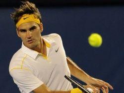 Федерер выиграл пятисетовый матч на Australian Open