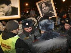 В ходе акции памяти Маркелова было задержано более 20 человек