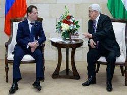 Медведев защитил Палестину
