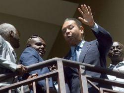 Бывший диктатор Гаити готов вернуться в изгнание
