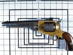 Американка вернула в музей револьвер времен Гражданской войны