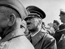 В Великобритании продали неизвестные фото Гитлера