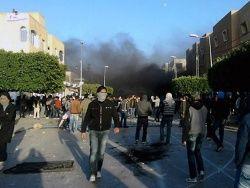 Что показало мировой общественности восстание в Тунисе