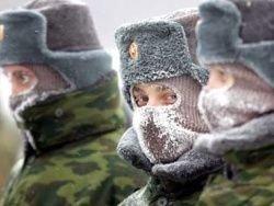 Заболеваемость в армии превысила преступный порог