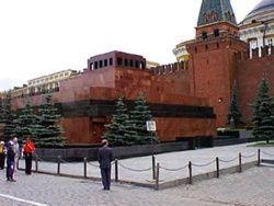 Вынос тела Ленина из Мавзолея одобряют 50% россиян