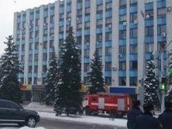 В украинскую Макеевку ввели внутренние войска