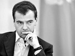 Медведев обещал продумать борьбу с коррупцией в судах