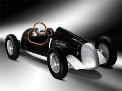 Audi покажет на ярмарке игрушек электромобиль для детей