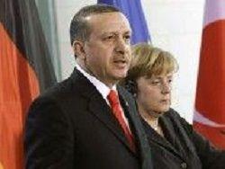 Как премьер Эрдоган поссорился с канцлером Меркель
