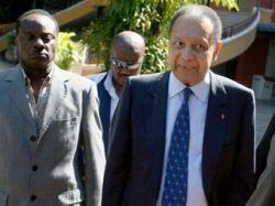 Экс-диктатору Гаити запретили покидать страну