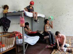 В Тбилиси прошла очередная волна выселения беженцев