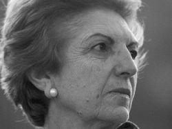 Умерла жена президента Израиля