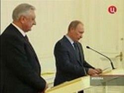 Россия построит в Белоруссии АЭС
