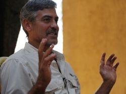 Джордж Клуни заразился малярией в Судане
