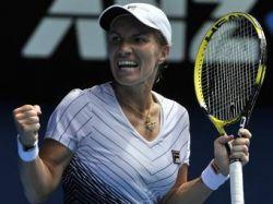 Кузнецова вышла в четвертый круг Australian Open