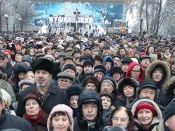 """Россияне просят власть """"закрутить гайки"""""""