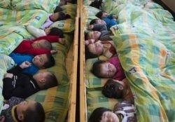 Родители дошкольников начали голодовку