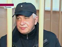 Суд арестовал генерала МВД на два месяца