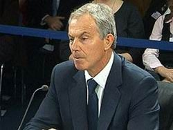 Блэр предстал перед комиссией по Ираку