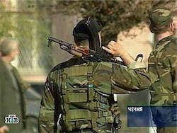 Перед нападением на военных в Грозном была проверка их документов