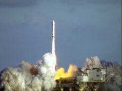 С Байконура стартовала украинская ракета-носитель
