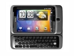 HTC продала 25 миллионов смартфонов в 2010 году