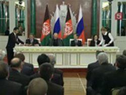 Медведев пообещал Афганистану всемерную поддержку