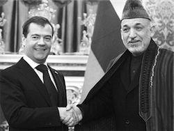 """Карзай и Медведев поставят крест на газопроводе """"Набукко""""?"""