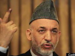 Визит Карзая в Москву в связи с растущей ролью РФ в Афганистане