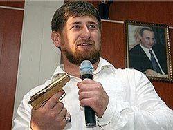 """Кадыров возмущен """"шовинистическими"""" заявлениями Жириновского"""