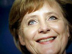 Ангелу Меркель наградили за защиту прав евреев