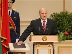 Белоруссия вернулась. Репортаж с инаугурации Лукашенко