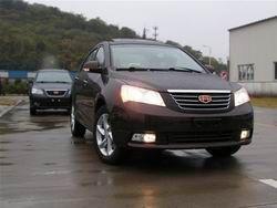 Китай: 50% автомобильной продукции на экспорт