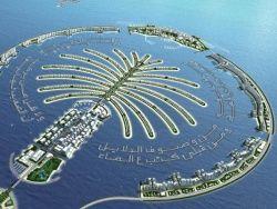 Искусственные острова у берегов Дубая уходят под воду - новость из ...