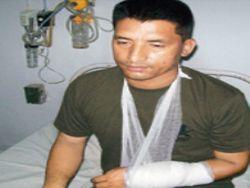 Индийский солдат дал отпор 40 вооружённым преступникам