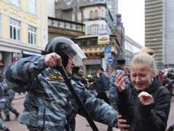 Полиции разрешат бить женщин