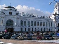 Российский лидер прибыл на транспортный узел в сопровождении глав МВД. и ФСБ Александра Бортникова...
