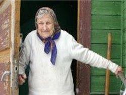 Бабушке Ксении из Старых Строп исполнилось 112 лет