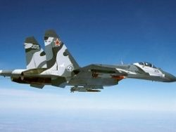 """""""Сухой"""" передал ВВС России новые истребители Су-27СМ"""
