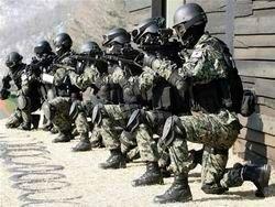 Спецназ США, Франции и Британии высадился в Ливии