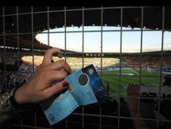 Появились поддельные билеты на Евро-2012