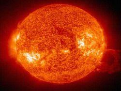 Солнце: начался сезон затмений