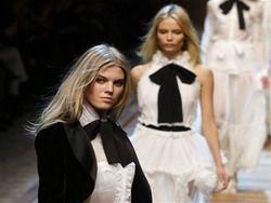 Мода-2011: на смену черному и серому идут яркие краски